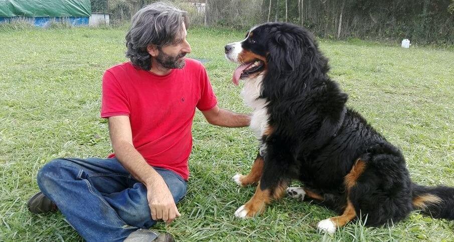 Ettore e uno dei suoi clienti